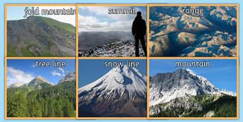 Magnificent Mountains Display Photos - mountains, display, photos