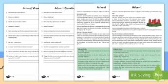 Advent Differentiated Reading Comprehension Activity English/Afrikaans - Christmas, December, traditions, celebrate, Kersfees, Desember, EAL