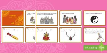 Diwali Fact Cards