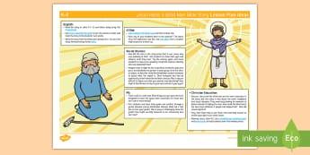 Jesus Heals a Blind Man K-2 Bible Story Lesson Ideas - New Testament, John,  Miracle, Sunday School