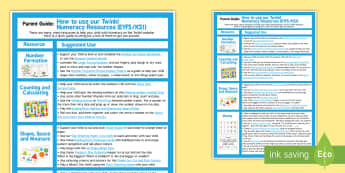 Maths Resources Guide for Parents - Maths, Numeracy, Guide, maths, canada, parents, guardians, carers