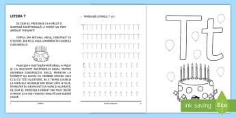 Limba Română Alfabet și Grupuri De Litere Materiale Didactice Page 6