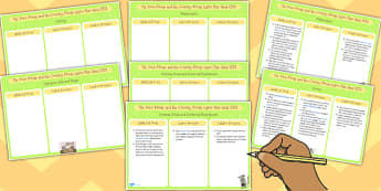 The Town Mouse and the Country Mouse EYFS Lesson Plan Ideas