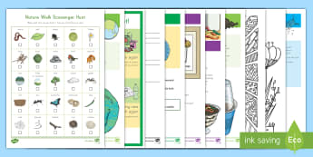 Earth Day 3rd-5th Grade Resource Pack - Earth Day