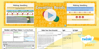 PlanIt Maths Y3 Number and Place Value Lesson Pack Counting in Multiples (3)