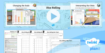 PlanIt Maths Y3 Statistics Lesson Pack Charts and Graphs (2)