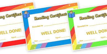 editable reading award certificate - Dog Show Certificate Template