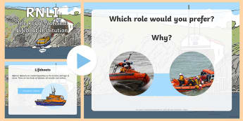 RNLI Information PowerPoint