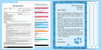 Happy to Share Counting Activity EYFS Adult Input Plan and Resource Pack