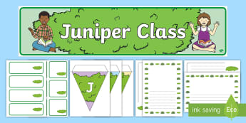 Juniper Class Resource Pack  - Thistle Class Resource Pack - thistle class, resource pack, thistle, class