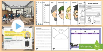 The Victorians CfE First Level Resource Pack - History, pack, interdisciplinary planner, queen victoria, IDL, curriculum for excellence, 1st level,