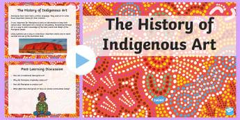 Traditional Aboriginal Art Junior PowerPoint - Aboriginal art, Australian Art, Indigeous Art, Aboriginal History, Australian history