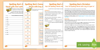Year 3/4 Spelling at Home: Long /a/ Spelt \'ei\' Spelling Pack - Support with KS2 spellings, long /a/, ks2 spelling, ei, long a, Year 3, Y3, spelling, SPaG, GPS, lis