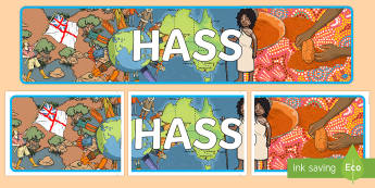 HASS Display Banner - Australia