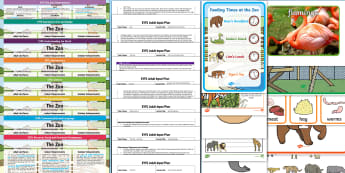 EYFS The Zoo Lesson Plan Enhancement Ideas and Resources Pack - EYFS, Early Years Planning, Adult Led, Continuous Provision, At the zoo, zoo animals, animals, zoo k