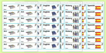 Koala Themed Editable Book Labels - Themed Book label, label, subject labels, exercise book, workbook labels, textbook labels