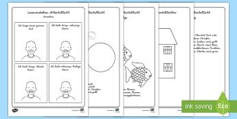 Lesen Sprach- und Inhaltsverständnis Primary - Page 4
