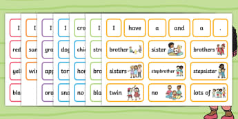Writing Sentence Construction Primary Resources - EAL Writing Pri