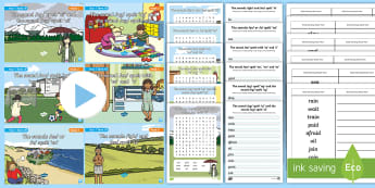 Year 1 Term 1B Bumper Spelling Pack - Spag, Gps, Lists, Spelling Test, Autumn Term,
