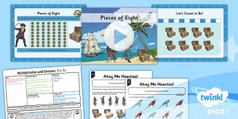 PlanIt Maths Y3 Multiplication and Division Lesson Pack Learning the Facts (3)