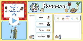 Passover Resource Pack - passover, judaism, jewish celebrations, RE