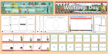 Treaty of Waitangi Resource Pack - Waitangi, Treaty, Treaty of Waitangi, Aotearoa, New Zealand