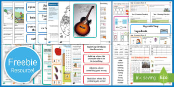 Free KS1 Classic England Taster Resource Pack - sample, freebie, trial, tester, try, bumper, resources, english, maths, topic, science,