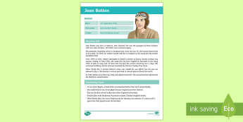 Jean Batten Fact File  - New Zealand Famous People, kiwis, celebrities, role models, famous people, New Zealand, flying, avia
