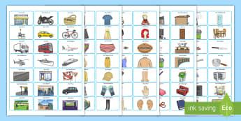 Satzbau : DIN A4 Karteikarten-German - Satzbildung, Syntax, Satzglieder, Subjekt, Prädikat, Objekt, Nomen, Substantive, Artikel,,German