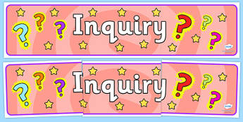 Inquiry Display Banner - inquiry, display banner, banner, display, banner for display, display header, header for display, header, inquiry banner, question