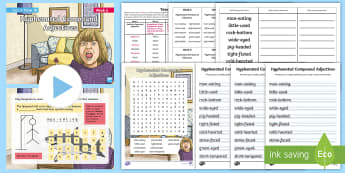 Year 6 Term 1A Week 6 Spelling Pack - Spelling Lists, Word Lists, Autumn Term, List Pack, SPaG