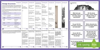 Elderly Care - Reading Plan Resource Pack - Reading Plan, Stimulation, Ideas, Support, English, Activity Co-ordinators, Elderly Care, Care Homes