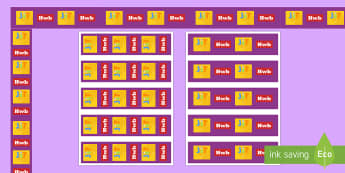 Digital Competence Hwb and Jit  Display Borders - DCF, Digital Competence, Digital Competence Framework, I Can, Display Lettering, Nursery, Display, D