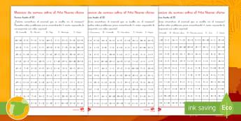 * NEW * Ficha de actividad - Mosaico de sumas del Año Nuevo chino - Año nuevo chino, año nuevo, china, chinos, culturas, cultural, suma, dominó, dominós, domino, ju