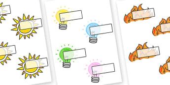 Light and Dark Self Registration - self registration, light and dark, light, dark, light and dark registration, self reg, daily routine, pupil registration