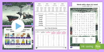 Year 3 Term 3A Week 3 Spelling Pack - y3, spelling test, look say cover write check, spelling rules, activities