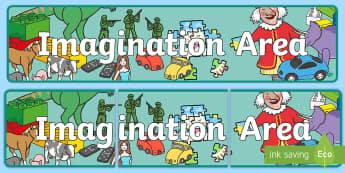Imagination Area Display Banner - imagination, imagination display banner, display, banner,
