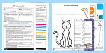 EYFS Colour in Wilbur Adult Input Plan and Resource Pack