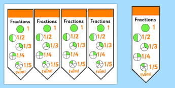 Fractions Rescue Bookmarks - fractions, fractions bookmark, numeracy bookmarks, ks2 numeracy, ks2 numeracy bookmarks, working with fractions, fraction work