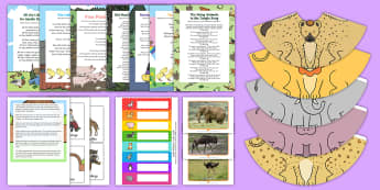 Animal Themed Intergenerational Toddler Singing Group Resource Pack - Intergenerational Ideas, animal, singing, ideas, support, activities, care givers, activity coordina