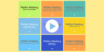 Year 5 Multiplication and Division Maths Mastery Activities Resource Pack
