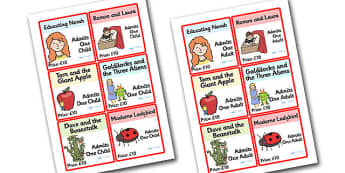 The Theatre Role Play Tickets - theatre, role play, tickets, theatre tickets, role play tickets, tickets for theatre, theatre role play, role, play