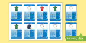 British and Irish Lions Rugby Tour 2017 Themed Top Cards Game - new zealand, rugby union, six nations, rugby world cup, top trumps, statistics, rugby players