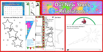 EYFS First Day Back after Christmas Resource Pack - new year, January, start, beginning, first, day, week, new term, back to school