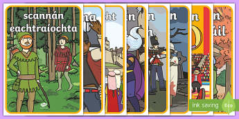 Film Genres Display Posters Gaeilge - Teilifis, irish, cinema, an phictiúrlann, pictiúrlann, films, movies, scannán, scannáin,Irish