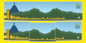 Rio Olympics 2016 Small World Background - rio olympics, 2016 olympics, rio 2016, small world background