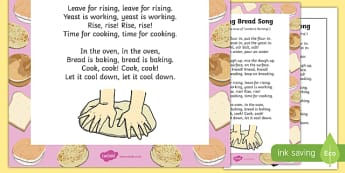 Baking Bread Song