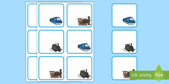 Train Themed Square Peg Labels - train, railway, transport, carriage