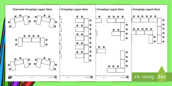 Classroom Groupings Layout Ideas - back to school, classroom set up, new class, classroom groupings, seating plan,Scottish