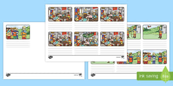 Fionn and the Dragon Lined Storyboard Template - storyboard template, Fionn and the Dragon